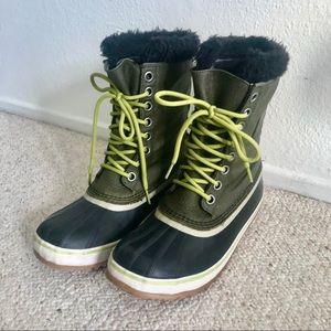 Sorel women's waterproof boots - model# NL1717-214